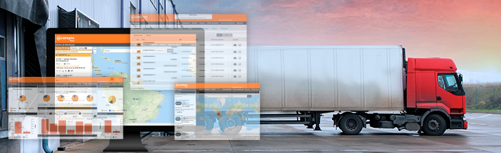 tecnologia en transporte intermodal