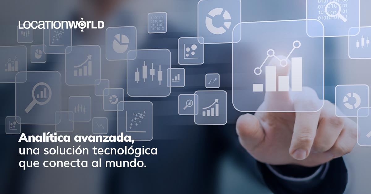 Analítica avanzada, una solución tecnológica que conecta al mundo