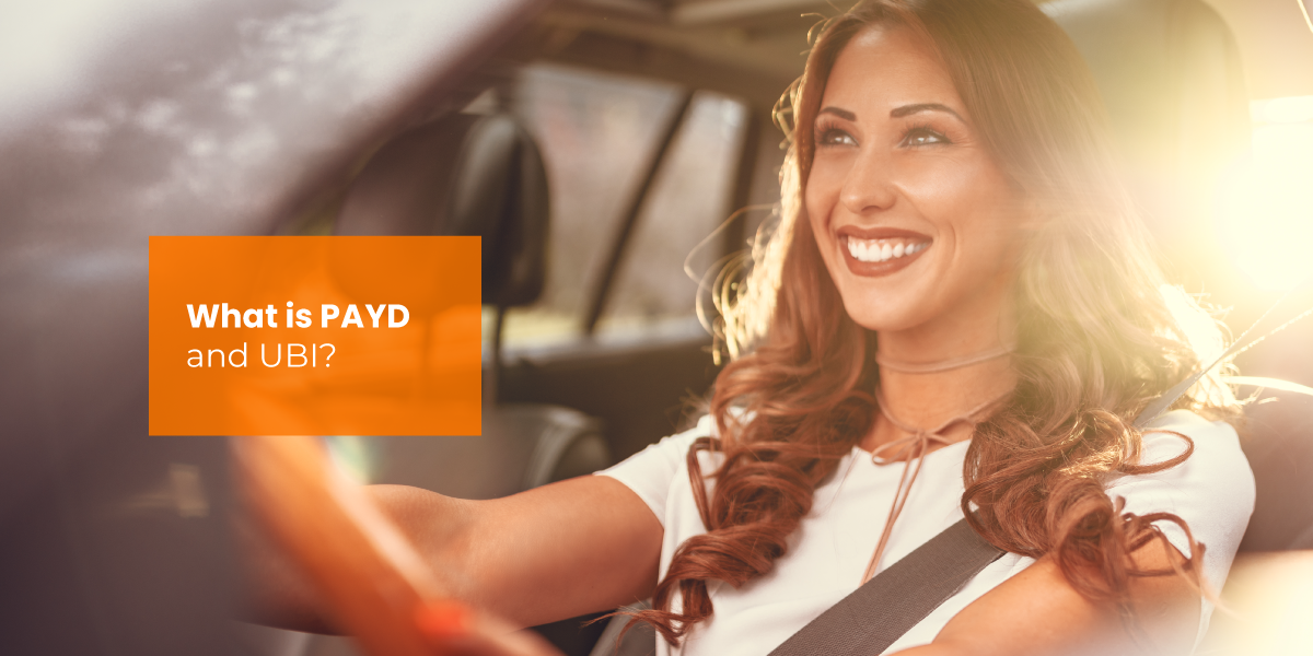 What is PAYD and UBI? Everything To Know About Pay-As-You-Go-The Rising New Trend In Automobile Insurance